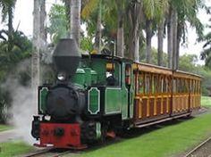 Tourism Port Douglas Australia - Family Friendly Activities.Bally Hooley Steam Railway