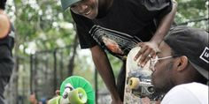 Inventor Of A New Skateboard Has An Inspiring Message For Other Young People Of Color