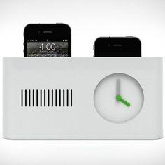 Day Maker Bedside iPhone Charger/Alarm Hub