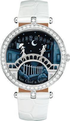 18c3faa911b84e Van Cleef and arpels Montres Femmes, Montres De Luxe, Accessoires Bijoux,  Beaux Bijoux