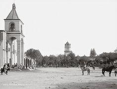 Hacienda Peotillos. San Luis Potosi, Mexico. 1880-1897