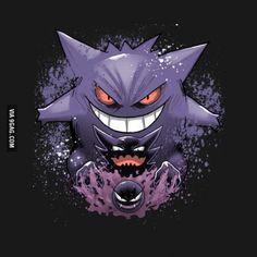 What s your favourite Pokemon  Mine s Gengar! f212c77d5b1