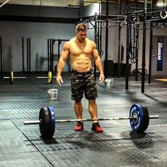 Nick Urankar CrossFit
