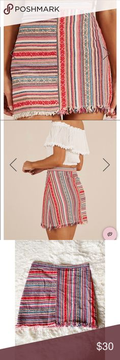 b84c4461bc9aed ... Ted Baker London Bags Totes. Albee · My Posh Picks · SHOWPO spice your  life mini skirt size 12 Boho style skirt Size 12 Has little fringe
