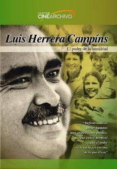 """Documental """"Luis Herrera Campíns, el poder de la humildad"""" Dirección: Paola Bautista  Año: 2008  Duración: 30mn TORONTITO."""