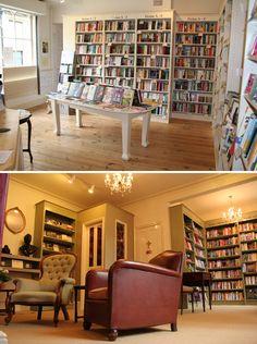 Mr. B's Emporium of Reading Delights in Bath, England
