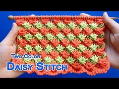 Hairpin Lace Crochet Tutorial 38 The Puff Stitch Beaded Strip - YouTube