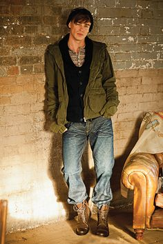 lee cooper AW COLLECTION