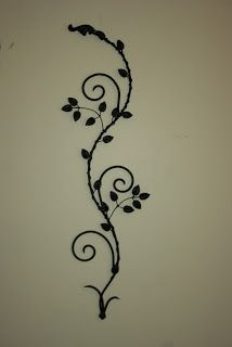 Δημιουργίες Σιδήρου: Μεταλλικά διακοσμητικά τοίχου
