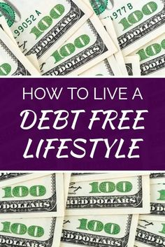 Getting out of debt - and avoiding it in the future can be a major challenge. But it's not impossible, when you follow some simple guidelines. If you're sick of being in debt and want to live a life of financial freedom then follow these steps to banish debt from your life once and for all.