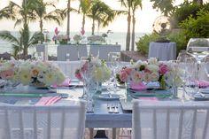 Treat your guests to a stunning view at La Vista Terrace #NowAmberPuertoVallarta #Mexico #DestinationWedding