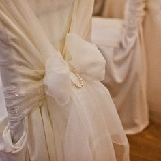 Elegant Chair Covers and Linens | Wedding Chair Covers in Sheffield – Chair Cover with Sash | Love in ...