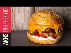 Light Burger   Άκης Πετρετζίκης