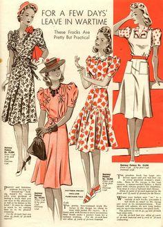 """36/"""" Wide Vintage 1940's-60's Red /& Black on Olive C711 BTHY White"""