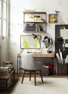 Nice desk. Home Inspiration (3)