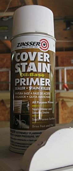 This BONDING primer (bonding is the key word, here, it will stick to any clean surface without sanding) covers the old varnish, but doesn't change the look of the finish underneath.    SHAKE IT WELL OR IT WILL BE GRAINY