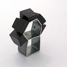 Geometric Form, Geometric Jewelry, Triangle, Creative, Rings, Walls, People, Crafts, Diy And Crafts