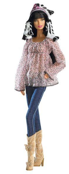 Barbie Anna Sui: