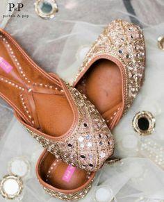 Chanel Shoes Flats, Shoes Flats Sandals, Shoe Boots, Heels, Indian Shoes, Indian Fashion Dresses, Pakistani Dress Design, Indian Designer Wear, Wedding Shoes