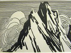 1948 MOUNTAINS & CLOUDS