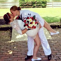 Wedding Photos That Prove Two Brides Are Better Than One