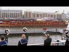 Queen's Diamond Jubilee Flotilla Pageant