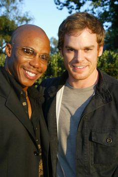 Dexter and Doakes