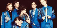 Arcade Fire: il 18 luglio al Firenze Summer Festival alla Visarno Arena