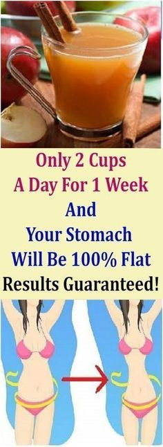 Only 2 Cups A Day For 1 Week And Your Stomach Will Be 100% Flat #fat #health #stomach #dit #fitness #beauty #beautyblogger