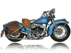 Old school Harley