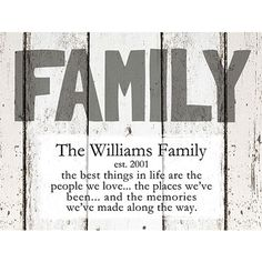 Light Box Personalized Insert - Weathered Family – ChristianGiftsPlace.com Online Store