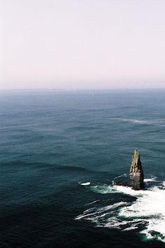 Une aiguille dans la mer