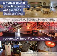 Find out what Google Maps Business View is and how it can benefit your business