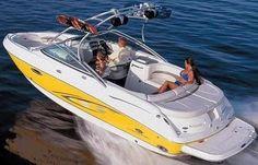 Fishing boats, speed boats and sailboats