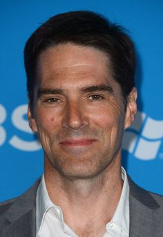 Thomas Gibson Photos - Actor Thomas Gibson arrives at CBS 2012 fall premiere party held at Greystone Manor Supperclub on September 18, 2012 in West Hollywood, California. - CBS 2012 Fall Premiere Party