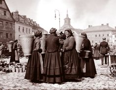 vintage everyday: Photos of Daily Life in Germany in the 1900s