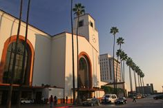When sightseeing in downtown Los Angeles (#DTLA) with our Elite Adventure Tours guests we love to park at Union Station to explore this great old train terminal and then walk over to Olvera Street and to the original birthplace of Los Angeles.  Maybe even a stop at Phillipe's for an original French Dip sandwich.  Yummy!