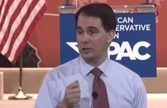 Democrats Blast Scott Walker For Comparing Labor Unions To ISIS