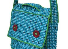 Printed Schoolbag