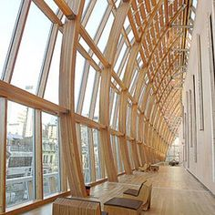 wood structure design - Google Search
