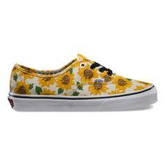 Sunflower Authentic | Shop Womens Shoes at Vans