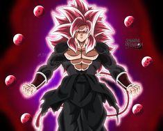 Goku Black ssj Rose 4
