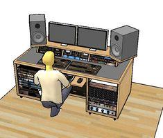 Woodworking Recording Desk Plans PDF download Recording desk plans A visual bookmarking tool that DIY Build Plans for Recording Studio Desk More Recording plans If your plan expires It s not per