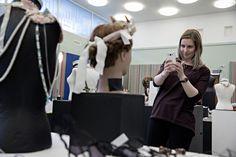 Konkurrerer i smykkekunst - Bergens Tidende