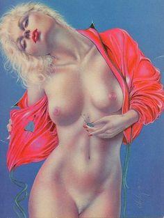 1981 Olivia De Berardinis collectible card