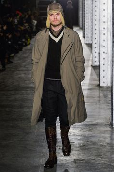 N.Hoolywood   Fall 2013 Menswear Collection   Style.com