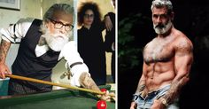 10+ Handsome Guys Who'll Redefine Your Concept Of Older Men | Bored Panda