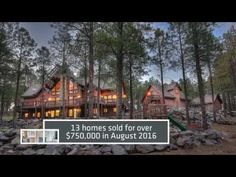 Flagstaff Real Estate Market Stats - August 2016