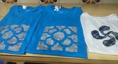 Camisetas baldosa