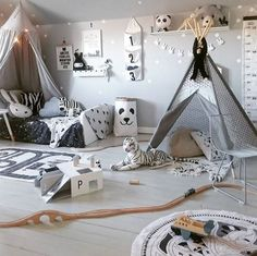 A playful child's room ♡